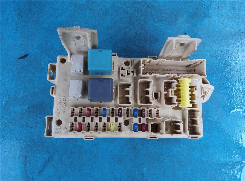Блок предохранителей Toyota Allion NZT240 1NZ-FE (б/у)