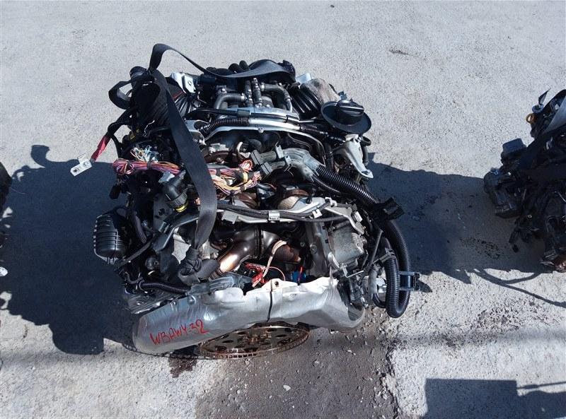 Двигатель Bmw X6M E71 S63B44A 09.2011 (б/у)