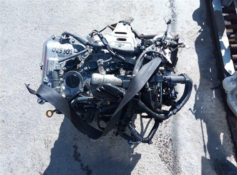 Двигатель Lexus Ct200H ZWA10 2ZRFXE 04.2014 (б/у)