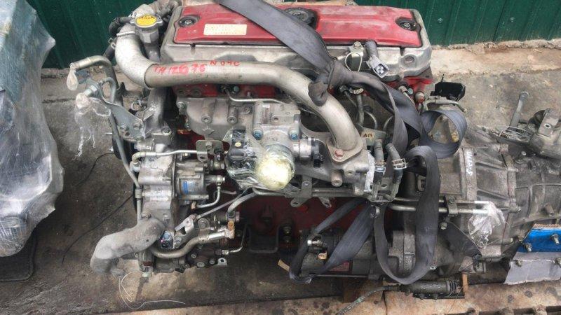 Двигатель Hino Dutro XZU504-0001999 N04C TH12676 (б/у)