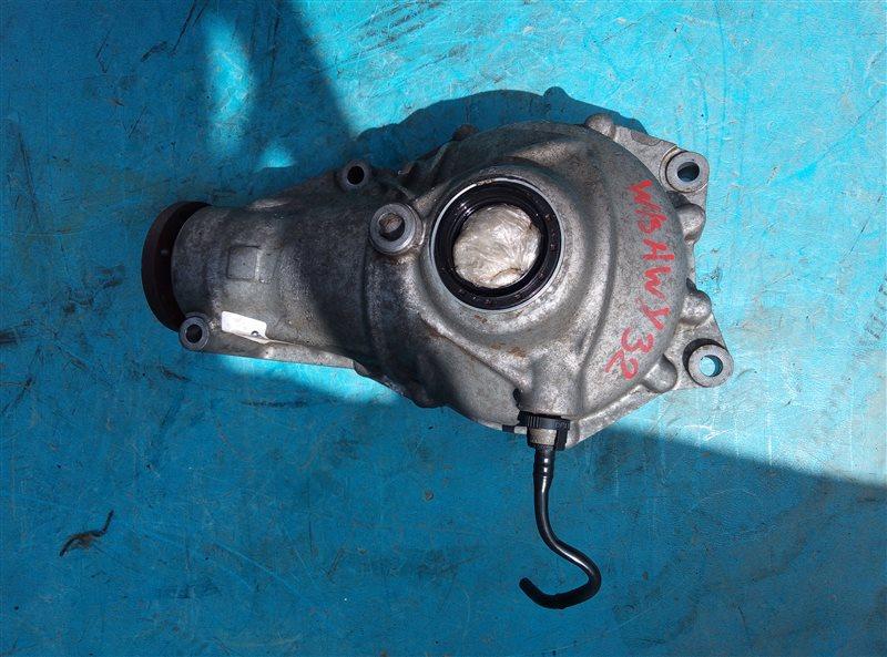 Редуктор Bmw X6M E71 S63B44A 09.2011 передний (б/у)