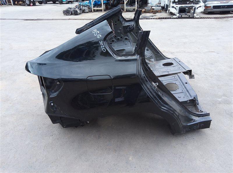 Крыло Bmw X6M E71 S63B44A 09.2011 заднее правое (б/у)