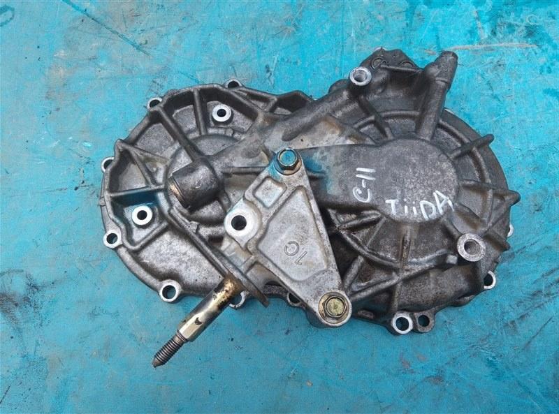 Крышка акпп Nissan Tiida C11 HR15DE (б/у)