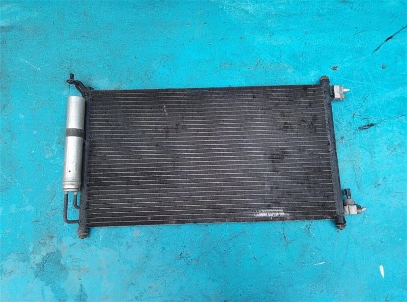 Радиатор кондиционера Nissan Cube Z11 HR15DE (б/у)