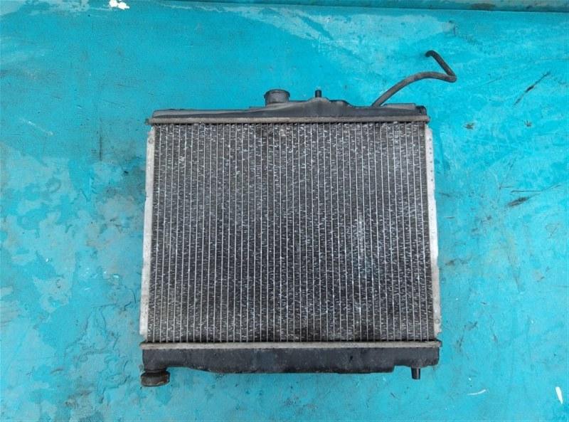 Радиатор основной Honda Insight ZE1 (б/у)