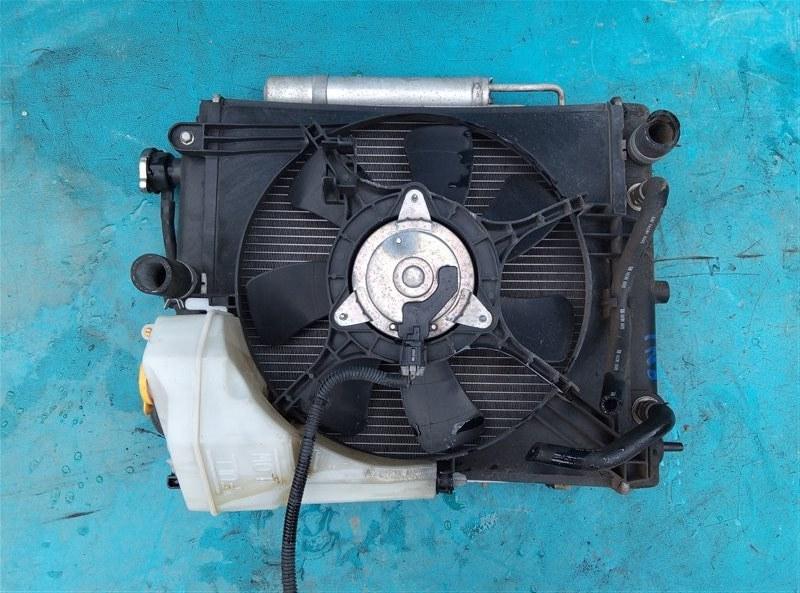Радиатор основной Subaru Stella RN1 EN07 (б/у)