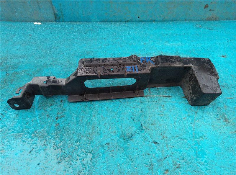 Защита радиатора Nissan Cube Z11 HR15DE правая (б/у)