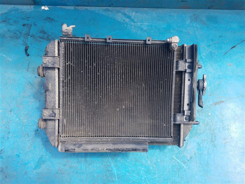 Радиатор основной Daihatsu Move L150S EF (б/у)