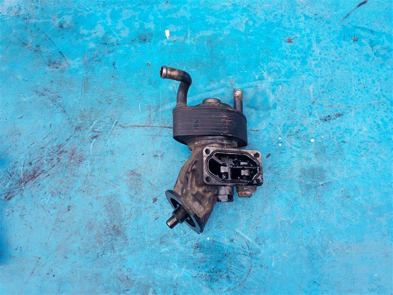 Крепление масляного фильтра Isuzu Elf NHR69 4JG2 (б/у)