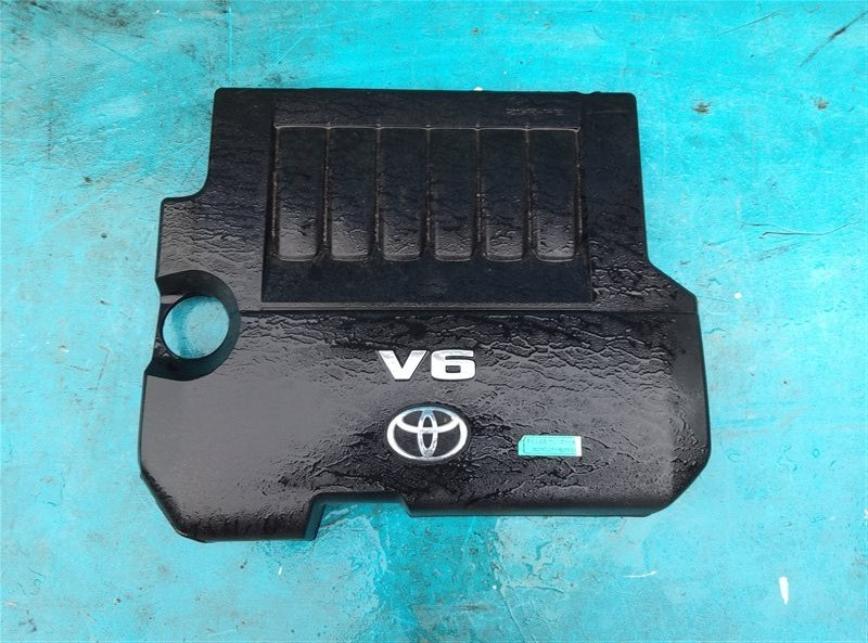 Декоративная крышка двс Toyota Vanguard GSA33 2GR-FE 09.2007 (б/у)