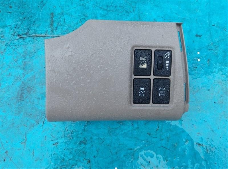 Консоль под рулевой колонкой Toyota Vanguard GSA33 2GR-FE 09.2007 (б/у)