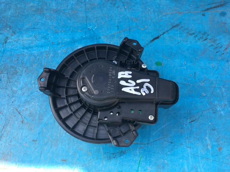 Мотор печки Toyota Rav4 ACA31 2AZ-FE (б/у)