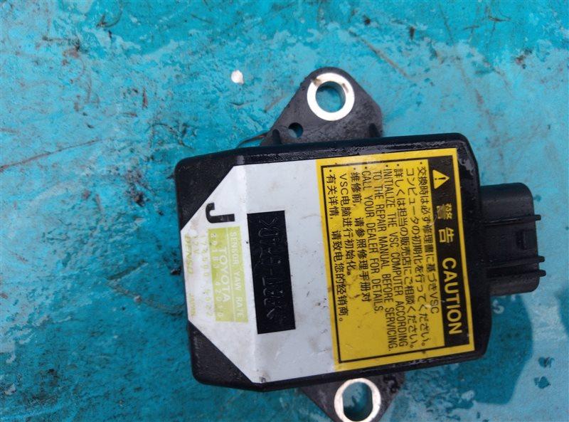 Датчик курсовой устойчивости Toyota Vanguard GSA33 2GR-FE 09.2007 (б/у)
