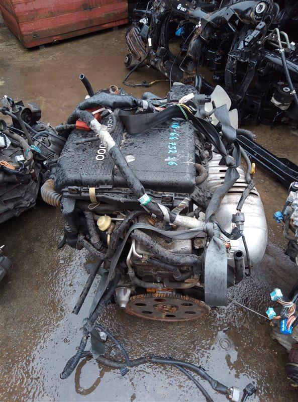 Двигатель Toyota Mark2 GX105 1G-FE 6673236 (б/у)