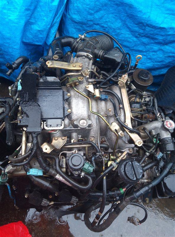 Двигатель Nissan Cima GF50 VK45DD 025152 (б/у)