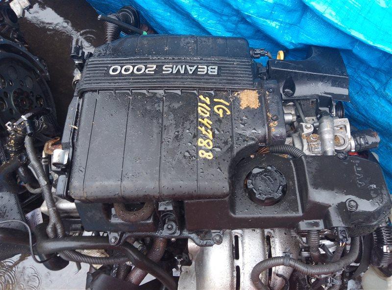 Двигатель Toyota Altezza GXE10 1G-FE 7104788 (б/у)