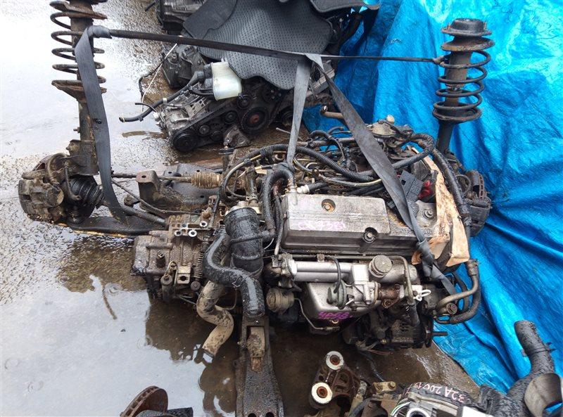 Двигатель Mitsubishi Libero CD8V 4D68T CK7381 (б/у)
