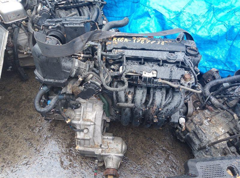 Двигатель Honda Stream RN7 R18A 1787738 (б/у)