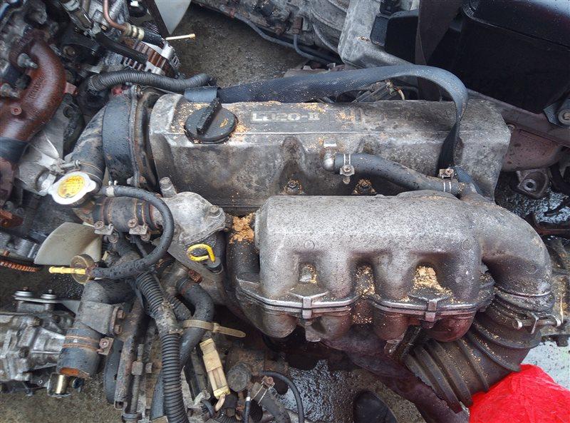 Двигатель Nissan Vanette VUJNC22 LD20-II 522594 (б/у)