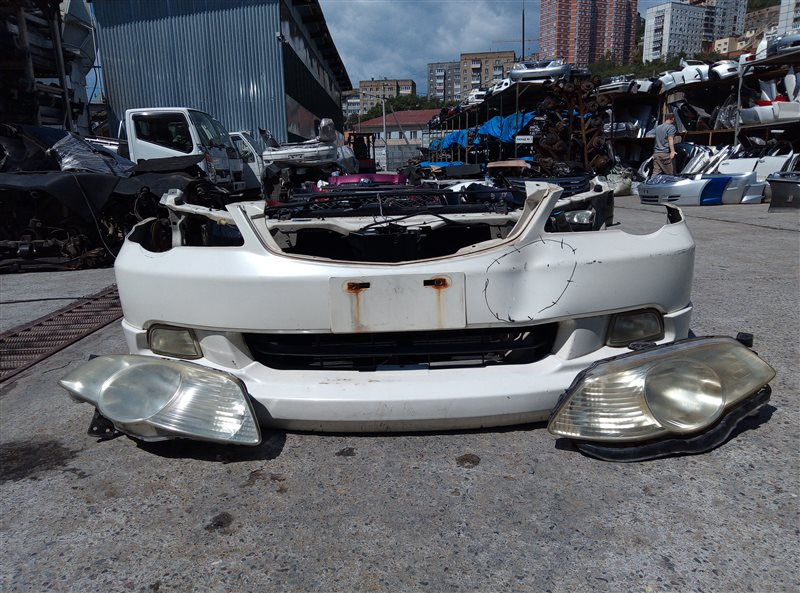 Nose cut Honda Odyssey RA6 F23A (б/у)