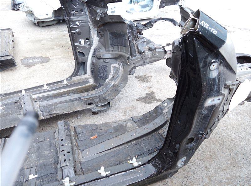 Стойка кузова Lexus Nx300H AYZ10 2AR-FXE 10.2014 передняя правая (б/у)