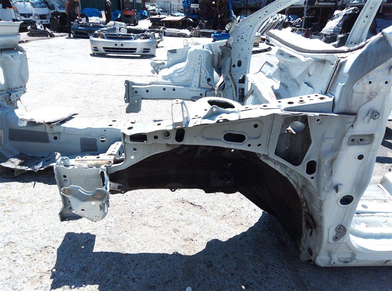 Лонжерон Toyota Harrier AVU65 2AR-FXE 05.2015 передний левый (б/у)