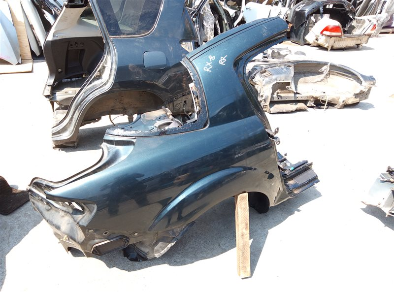 Крыло Mazda Rx-8 SE3P 13B заднее правое (б/у)