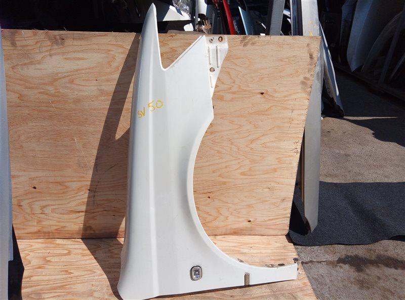 Крыло Toyota Vista Ardeo SV50 3S-FSE переднее правое (б/у)