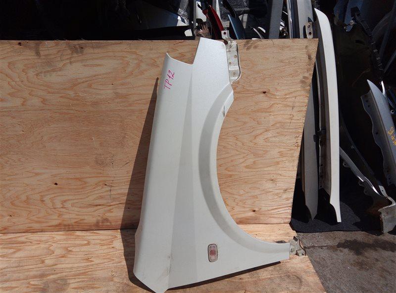 Крыло Nissan Primera TP12 QR20DE переднее правое (б/у)