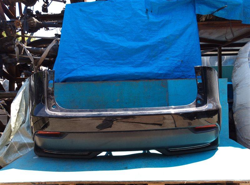 Бампер Lexus Nx300H AYZ10 2AR-FXE 10.2014 задний (б/у)