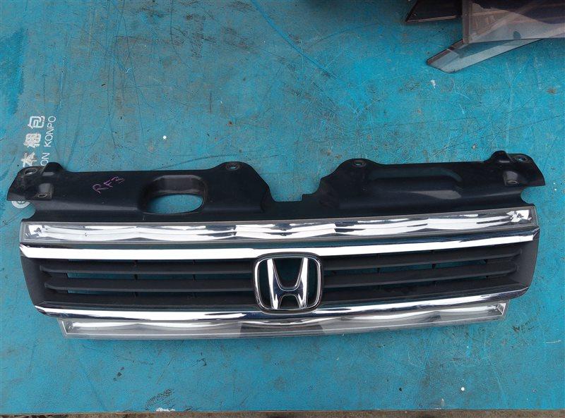 Решетка радиатора Honda Stepwgn RF3 K20A (б/у)