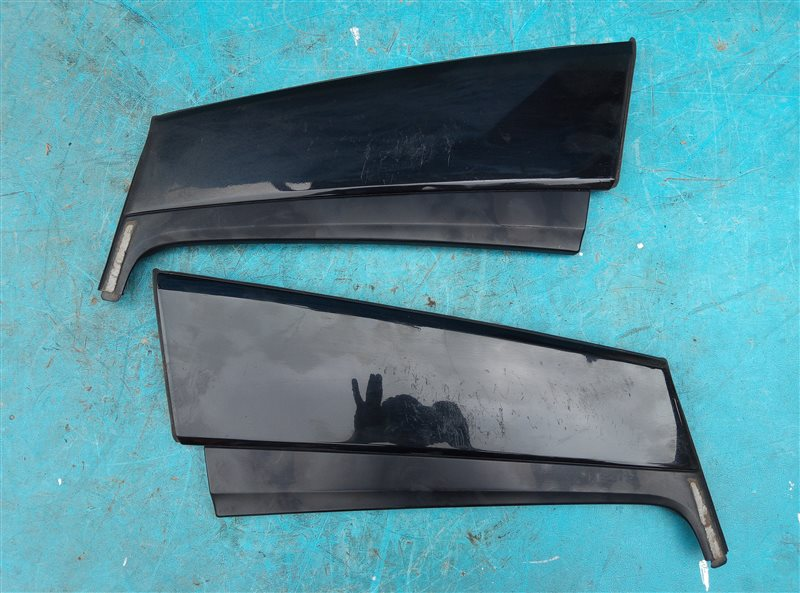 Накладка на крыло Subaru Forester SG5 EJ203 задняя (б/у)