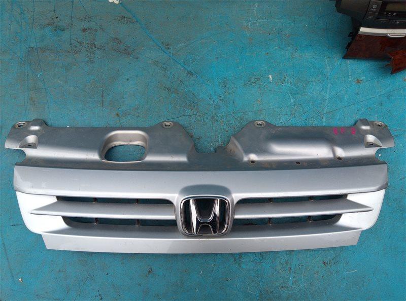 Решетка радиатора Honda Stepwgn RF8 K24A (б/у)