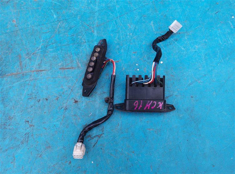Электропривод двери Toyota Granvia KCH16 1KZ-TE (б/у)