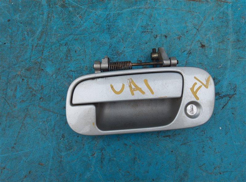 Ручка двери внешняя Honda Inspire UA1 G20A передняя левая (б/у)
