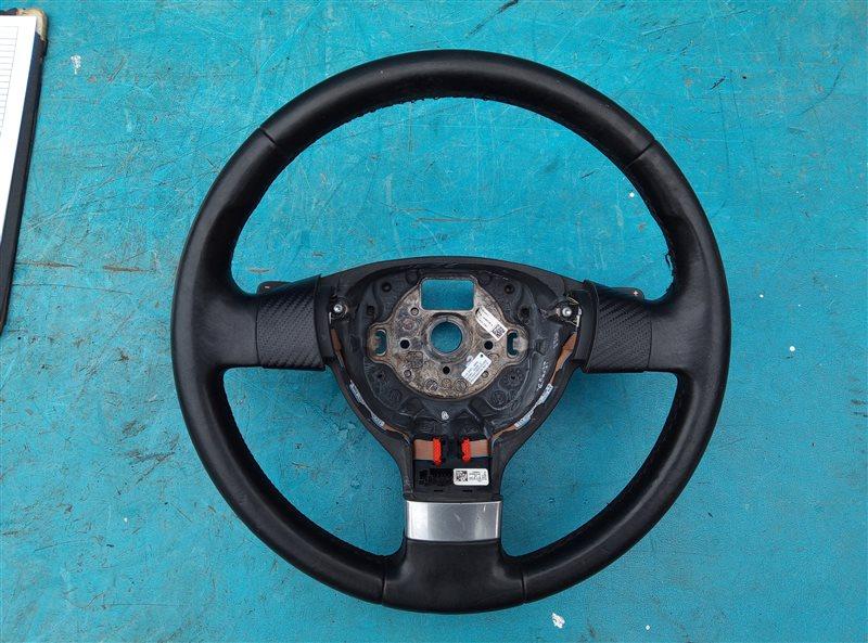 Руль Volkswagen Golf 1K1 BLG (б/у)