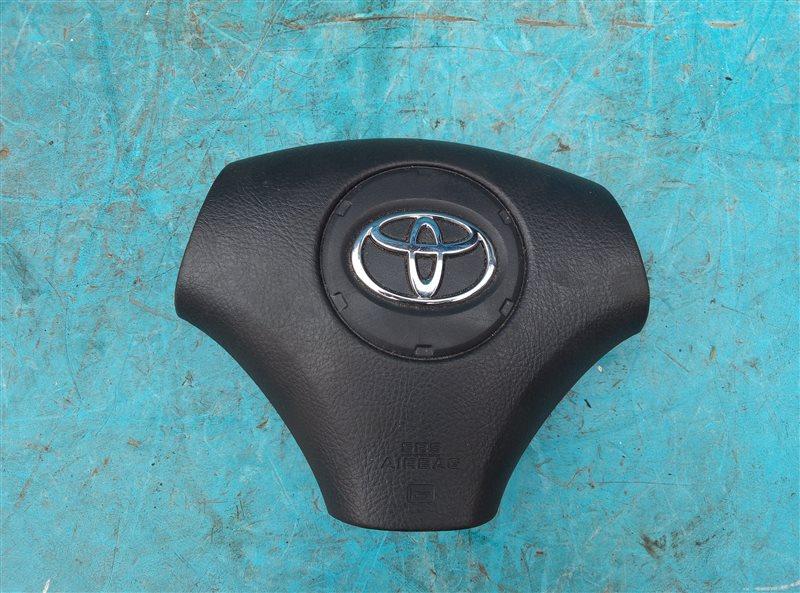 Airbag водительский Toyota Allion ZZT245 1ZZ-FE (б/у)