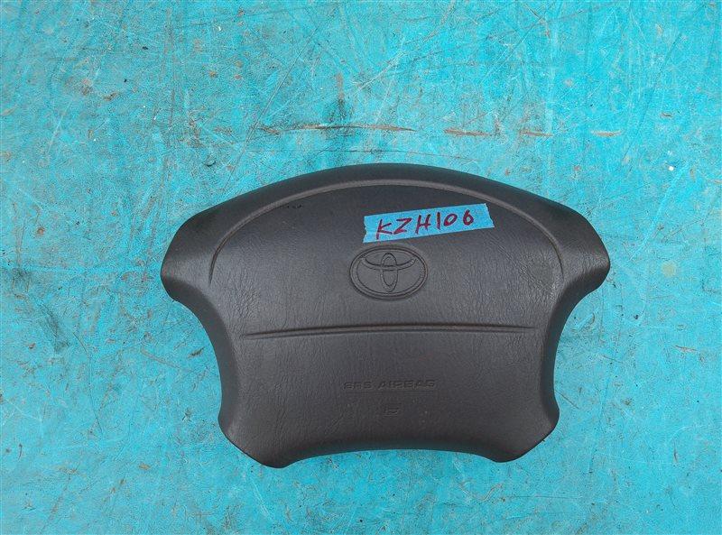Airbag водительский Toyota Hiace KZH106 1KZ-TE (б/у)