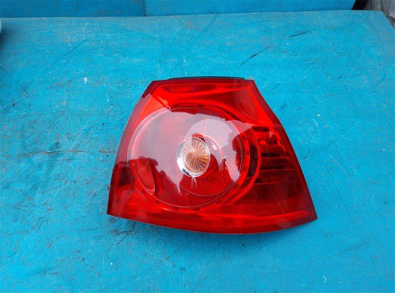 Стоп-сигнал Volkswagen Golf 1K1 BLG задний правый (б/у)
