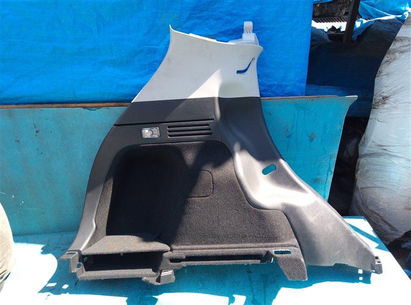 Обшивка багажника Honda Vezel RU4 LEB 2014 задняя левая (б/у)