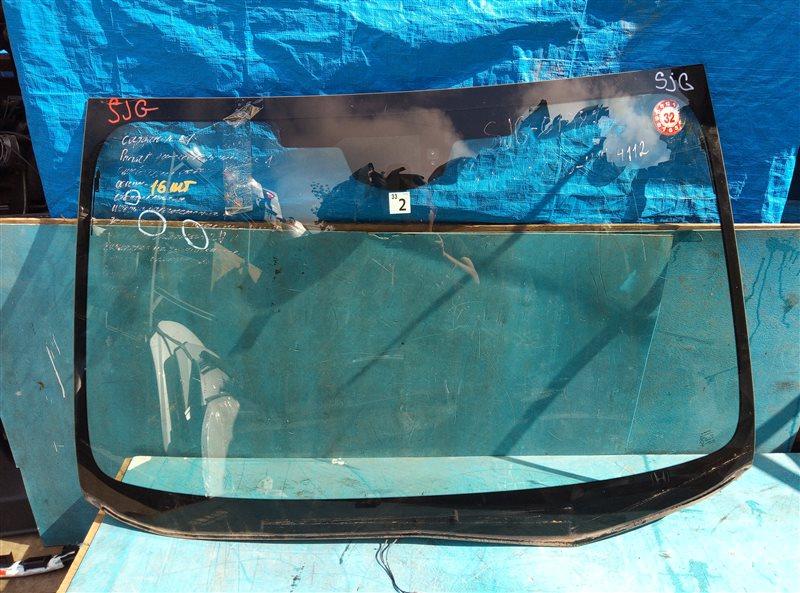 Лобовое стекло Subaru Forester SJG FA20 02.2014 (б/у)