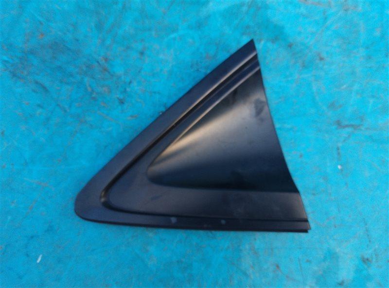 Накладка на крыло Honda Vezel RU4 LEB 2014 задняя левая (б/у)