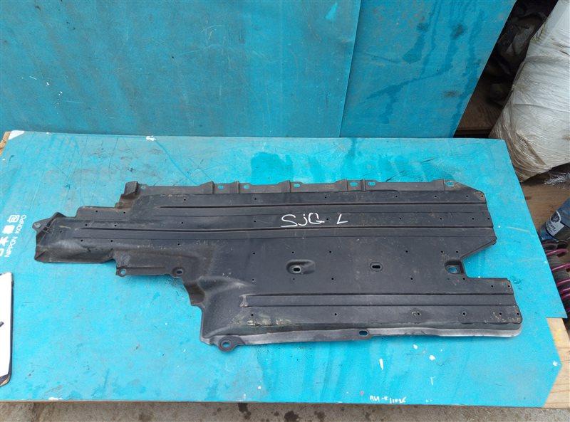 Защита Subaru Forester SJG FA20 02.2014 левая нижняя (б/у)
