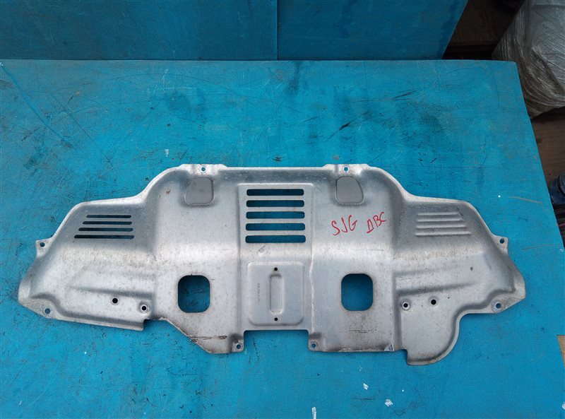 Защита двигателя Subaru Forester SJG FA20 02.2014 (б/у)