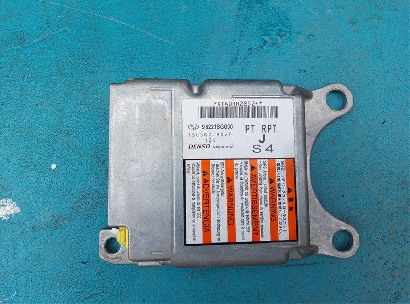 Блок управления airbag Subaru Forester SJG FA20 02.2014 (б/у)
