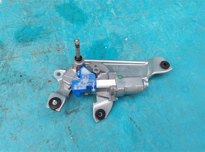 Мотор дворников Subaru Forester SJG FA20 02.2014 задний (б/у)