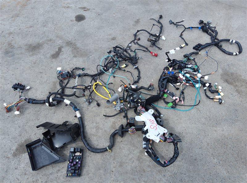 Коса под капот Subaru Forester SJG FA20 02.2014 (б/у)