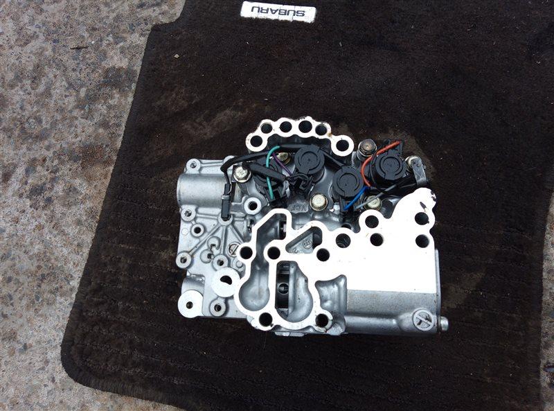 Гидроблок акпп Subaru Impreza GJ3 FB16 (б/у)
