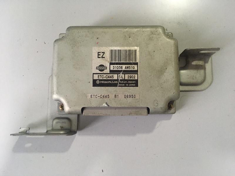 Блок переключения кпп Nissan QR20DE (б/у)
