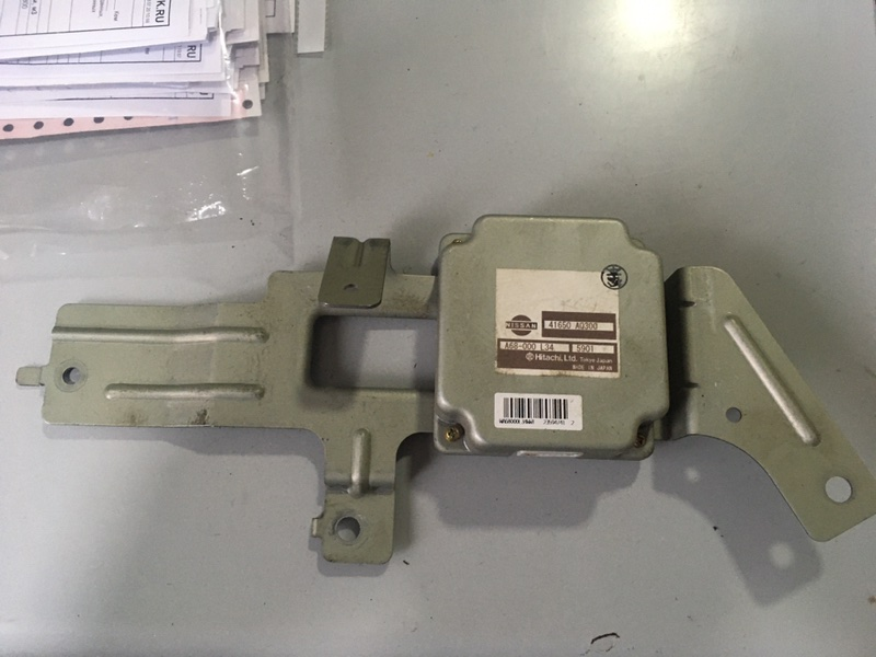 Блок переключения кпп Nissan Skyline NV35 VQ25DD (б/у)